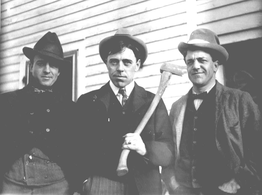 Frederic, Walter Davis, and William Jr)