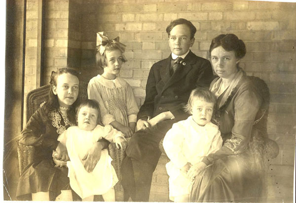 Family of William Larrabee Jr